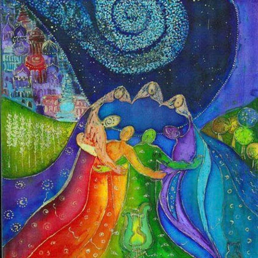 New Moon Goddess Circle