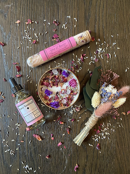 Self-Love Ritual Bath Set