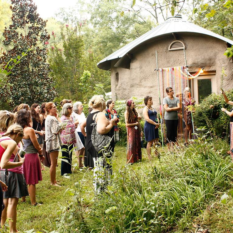 BALANCE:  Wise Women Full Moon Retreat 2021