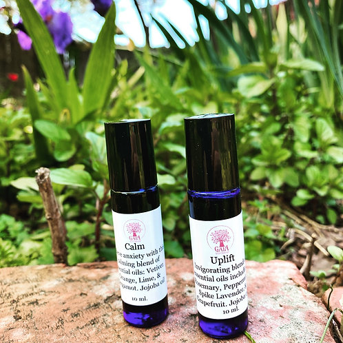 Aromatherapy Calm & Uplift Pandemic Special