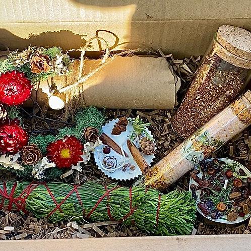 Yule Ritual Box
