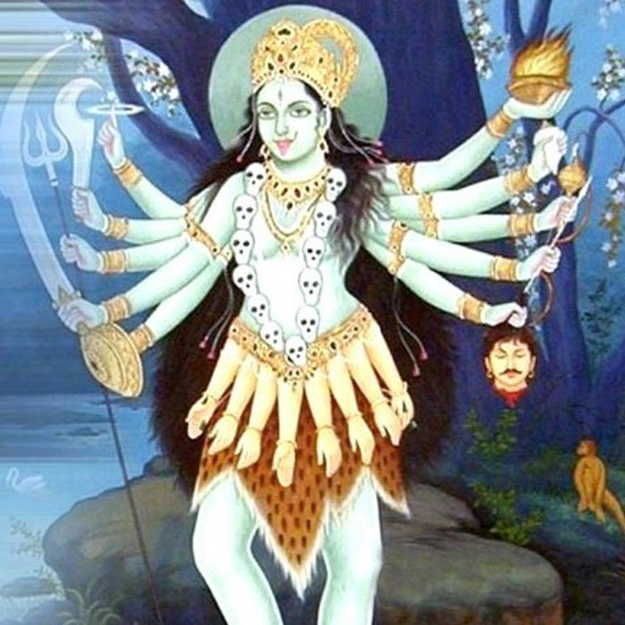 A Weekend with the Dark Goddess Kali (Friday)
