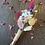 Thumbnail: Bath salts and mini flower bundle
