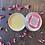 Thumbnail: Sandalwood, Jasmine, Lavender, & Rose Solid Perfume
