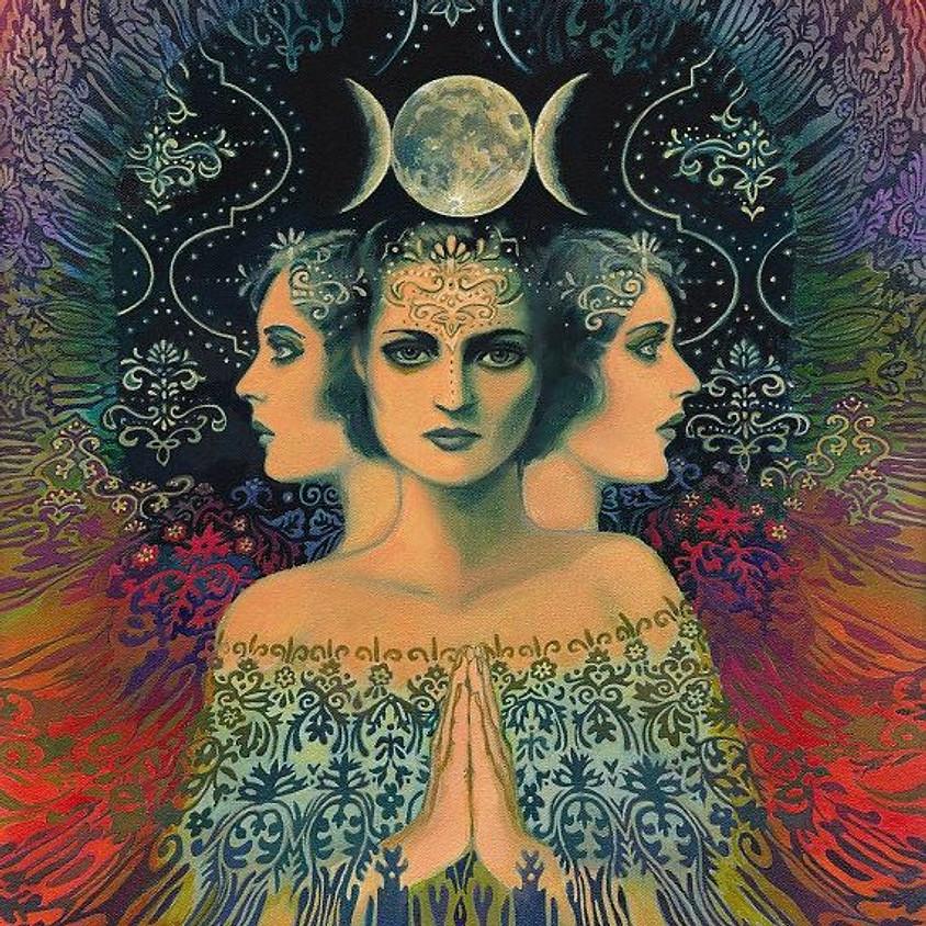 New Moon Goddess Circle (Feb)  is Canceled!! (1)
