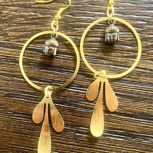 Inner Bliss earrings