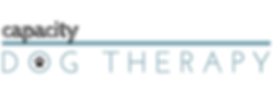 Capacity Therapeutc Services Dog Therapy Logo