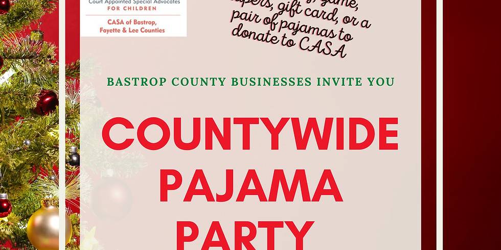Countywide Pajama Party!