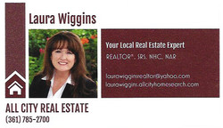 business card-Laura Wiggins