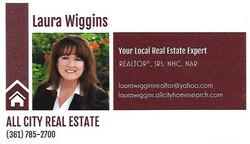 business card-Laura Wiggins