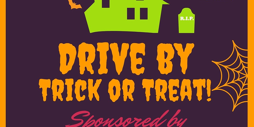 Drive by Trick or Treat