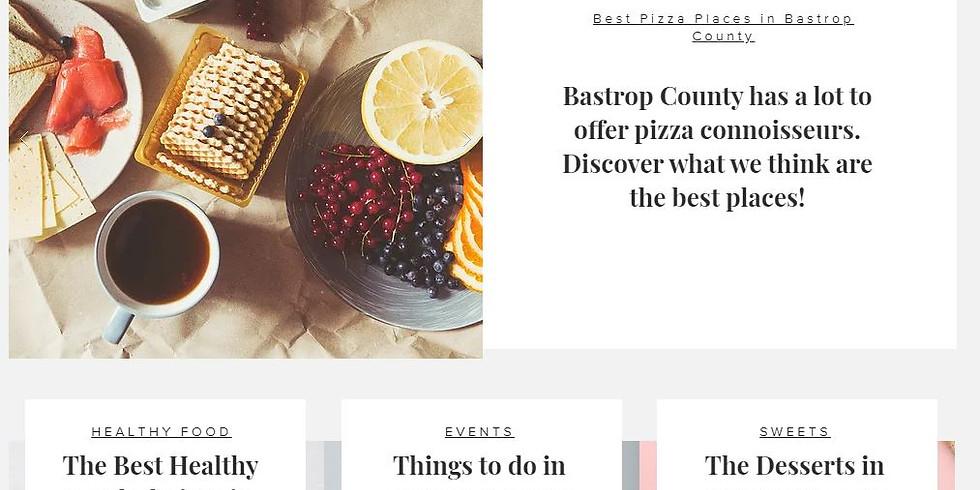 Bastropevents.com - Contributor Meeting