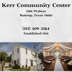 Kerr Community Center logo