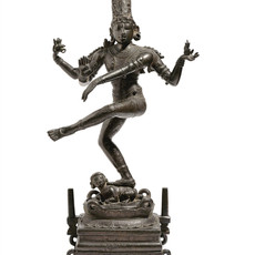 An early Chola Bronze of Sita Nataraja