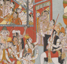 Indian Painting 1580-1850