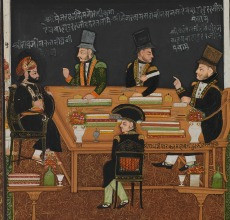 Indian Paintings from the Heil Collection