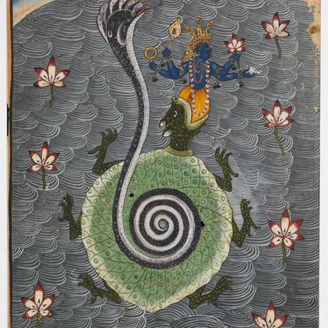 Tortoise Avatar of Vishnu