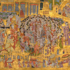 Court Paintings from India and Persia
