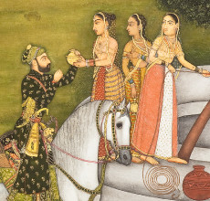 Indian Miniature Paintings from the Lloyd Collection 1650-1850