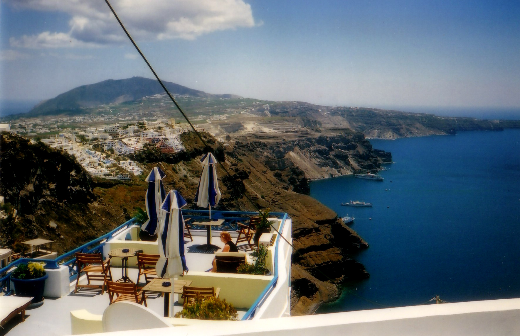 1st OS Workshop - Santorini