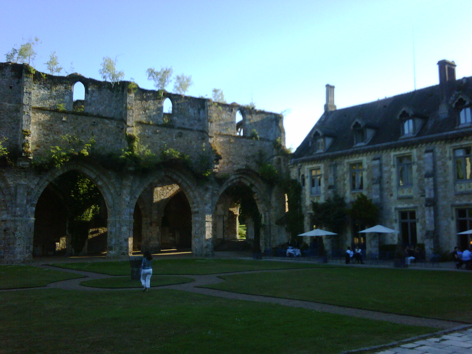 6th OS Workshop - Abbey de Cernay