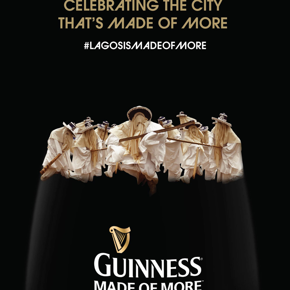 Lagos at 50 - Guinness