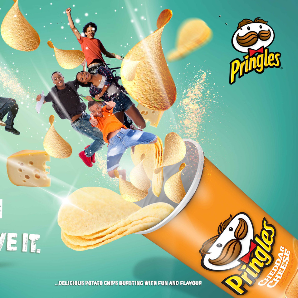 Cool Days - Pringles