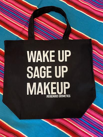 Large - Wake Up Sage Up Makeup bags
