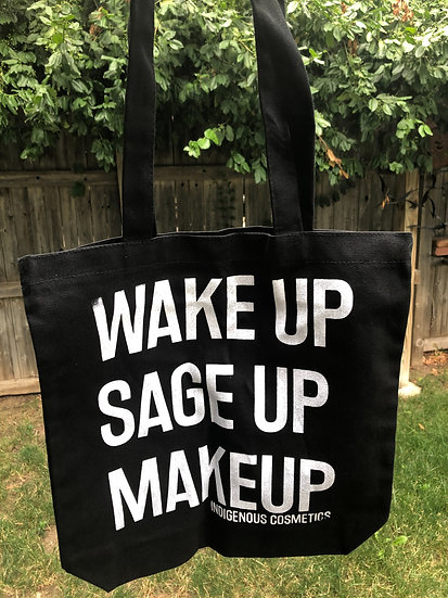 Medium Wake Up Sage Up Makeup bags