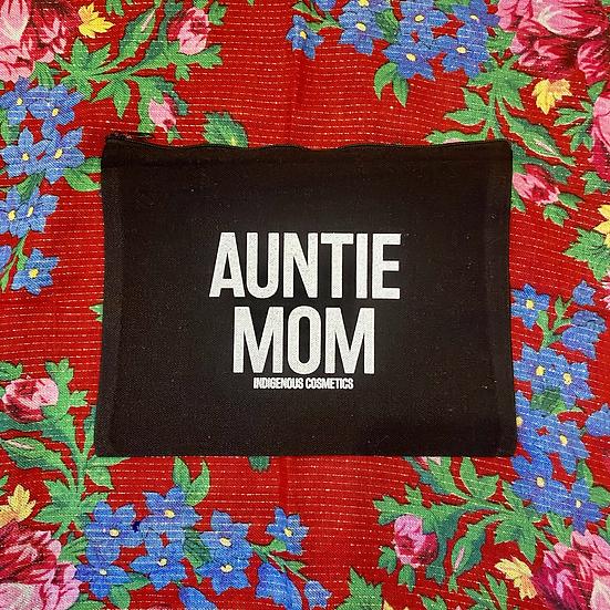 Auntie Mom Makeup Bag