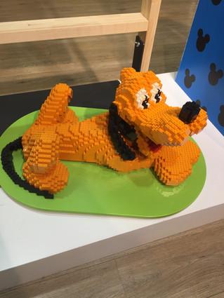 Lego au BHV