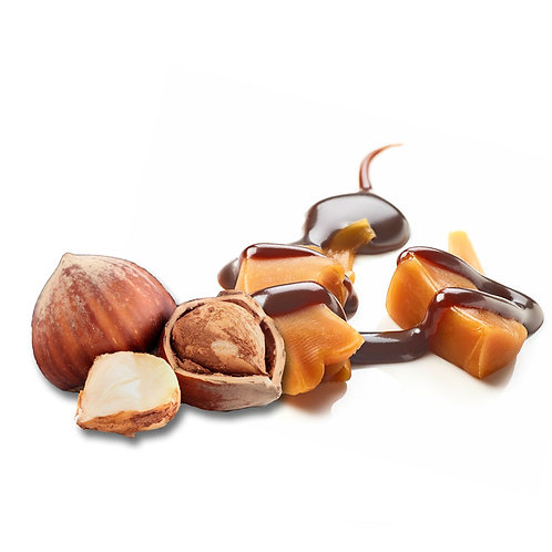 Pâte à tartiner 40% Chocolat Caramelia 40% Noisette