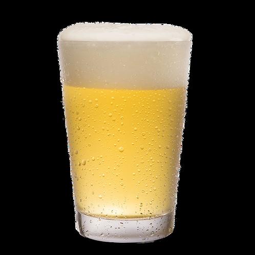 Gelée de bière blanche