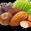 Thumbnail: Chocolat lait - éclats d'amandes