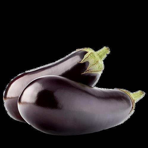 Confit d'aubergine au cumin