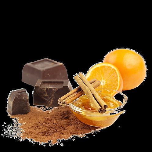 Nuit de Noël - Noisette Chocolat Lait Orange...