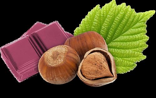 Chocolat Ruby - 40% Noisette
