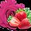 Thumbnail: Fraise et Pétales de Rose