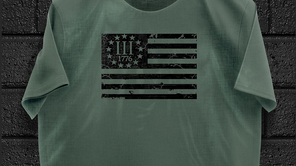 Ranger Green 1776 III American Flag