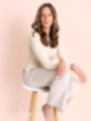 2020.04.23 Emily Headshot Sitting Peach