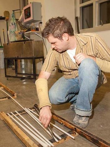 Making cane