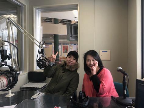 【ラジオ出演】FMアップルウェーブに出演させて頂きました。@青森県弘前市