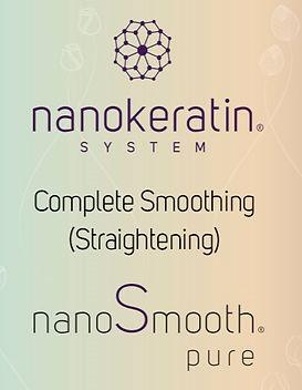 Nano smoth pure text