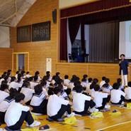 教育機関での講演