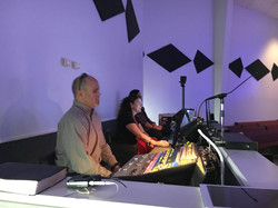 Sound and Media Team