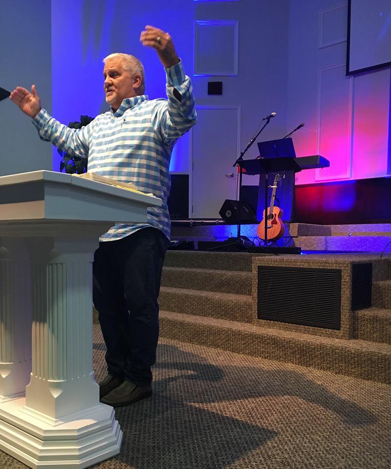 Pastor Cox