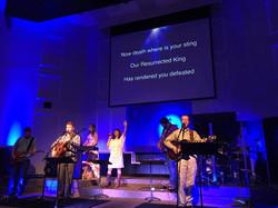 Our Worship Team