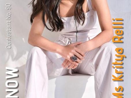 GNF Filmy Hunt 2021 : Contestant No. 90 : Ms Kritya Relli | Model & Actor