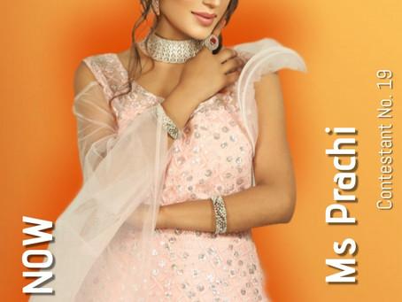 GNF Filmy Hunt 2021 : Contestant No. 19 : Ms Prachi | Model & Actor