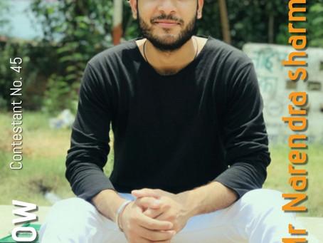 GNF Filmy Hunt 2021 : Contestant No. 45 : Mr Narendra Sharma | Model & Actor